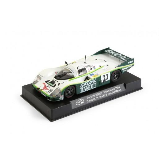 Slot.it CA02h Porsche 956LH - n°33 3rd 24h Le Mans 1984