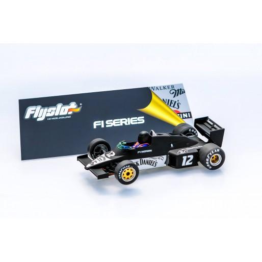 Flyslot 040304 Williams FW08C Jack Daniels Edition