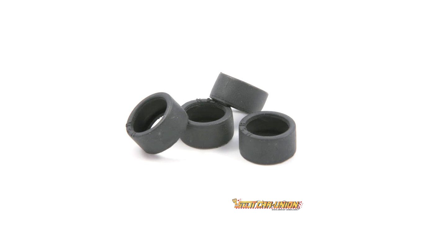 nsr 5206 pneus supergrip 19 x 10 slick taille basse x4 slot car union. Black Bedroom Furniture Sets. Home Design Ideas