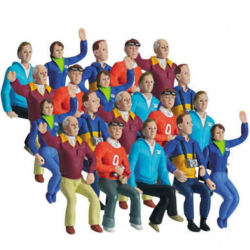 Carrera 21108 Set of 20 figures