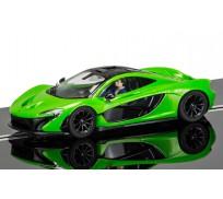 Scalextric C3756 McLaren P1 vert