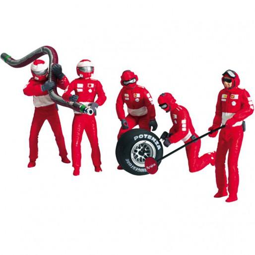 Carrera 21109 Mécaniciens Ferrari