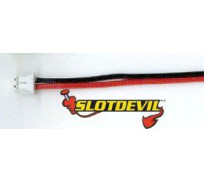 Slotdevil 20112003 Carrera Cable 3 for Motor with Connector