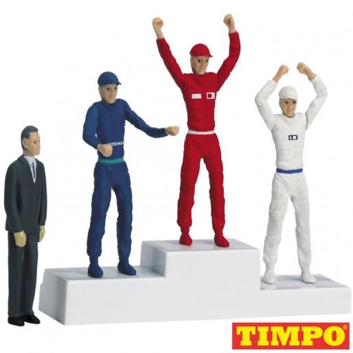 Carrera 21121 Podium avec personnages