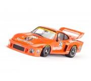 Scaleauto SC-6029 Porsche 935 Gr.5 DRM Zolder 1977 n.52 Team Max Moritz Jagermeister