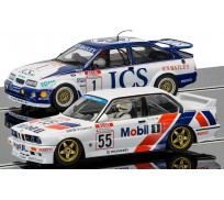 Scalextric C3589A Winged Legends Brabham BT26A & McLaren M7C