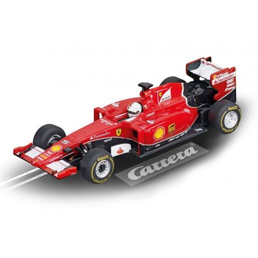 "Carrera GO!!! 64056 Ferrari SF15-T ""S.Vettel, No.5"""