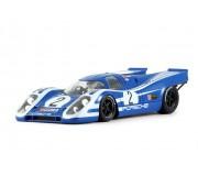 NSR 0017SW Porsche 917K blue strips white n.2 - Targa Florio 1970 Vic Elford - SW Shark 20K