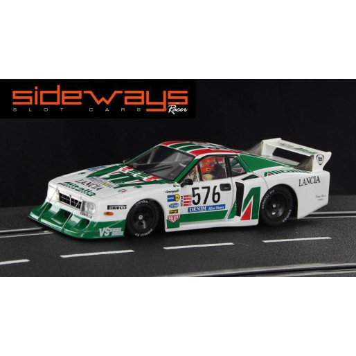 Sideways SW40 Lancia Beta Montecarlo Turbor Gr.5 Giro D'italia 1979 - G.Villeneuve - W.Rohrl