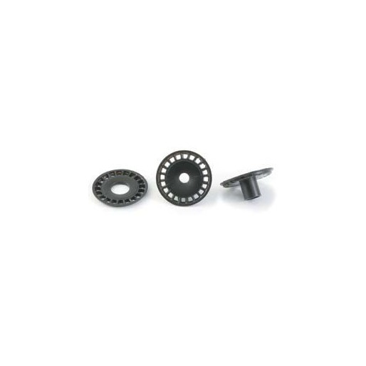 Slot.it PA75 Wheel inserts Alfa Romeo 155 V6 Ti type OZ for hubs Ø15,8/16,5mm (x2+2+2)