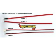 Slotdevil 20112005 Carrera Cable Set Complete