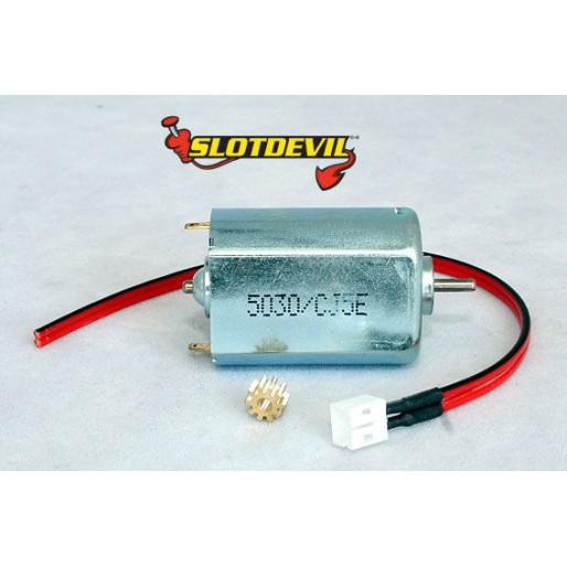 Slotdevil 20126010 Motor Kit 5030 10 teeth Carrera 1/24
