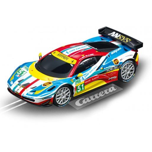 """Carrera DIGITAL 143 41394 Ferrari 458 Italia GT2 """"AF Corse, No.51"""""""