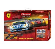 Carrera Evolution 25222 Coffret Ferrari Racers
