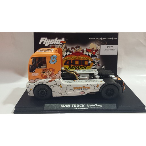 Flyslot 203308 MAN Truck Looney Tunes Limited Edition