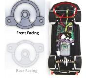 Carrera 1/32 Adaptateur Guide Face Avant