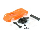 NSR 1320O Mosler MT900R ULTRALIGHT Body Kit Orange 14.6gr