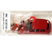 NSR 1363-R Abarth 500 ULTRALIGHT Body Kit Red