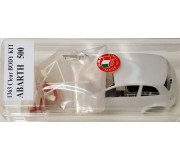 NSR 1363-W Abarth 500 ULTRALIGHT Body Kit White