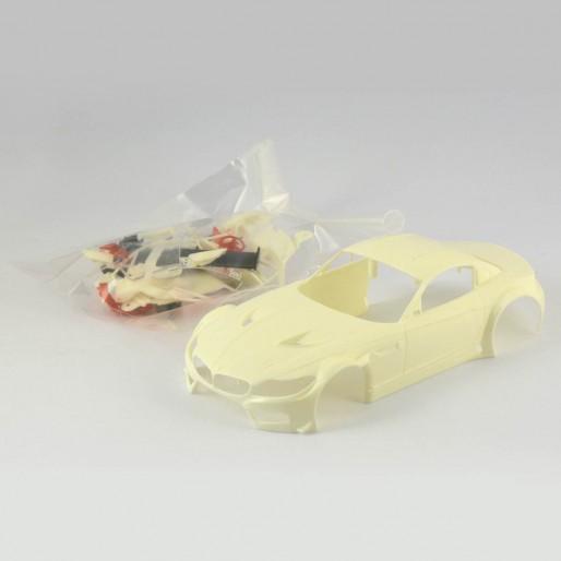 NSR 1468 BMW Z4 E89 GT3 Kit Carrosserie Blanc