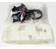NSR 1452 Ford GT40 MK I Body Kit White