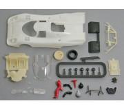 NSR 1423 Porsche 917k Body Kit Clear Double Fin