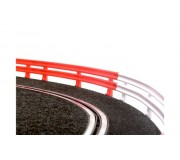 Ninco 10201 Crash Barriers Red and White x12