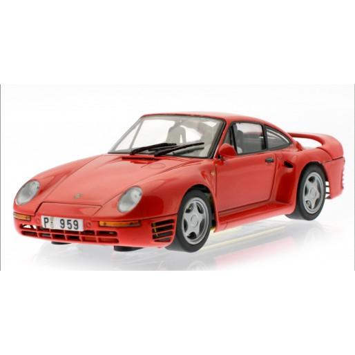 MSC Competition MSC-6019 Porsche 959 Street Car Red