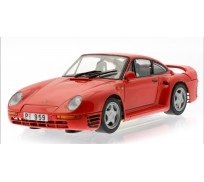 MSC Competition MSC-6019 Porsche 959 Street Car Red
