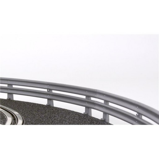 Ninco 10219 Crash Barriers (Grey)