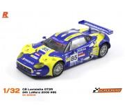 Scaleauto SC-6050R C8 Laviolette GT2R Spyder 24h Le Mans 2008 n.85