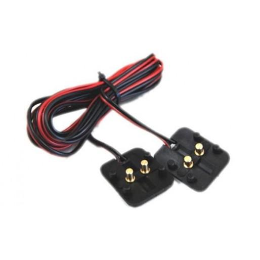 Ninco 10314 Câbles Booster d'Alimentation x2