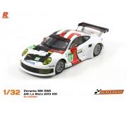 Scaleauto SC-6065R Porsche 991 RSR 24h Le Mans 2013 n.92 Winner