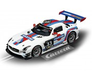 "Carrera DIGITAL 124 23825 Mercedes AMG SLS GT3 ""Martini No.33"", Hankook 12h Zandvoort"