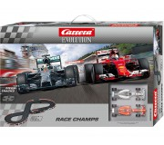Carrera Evolution 25219 Coffret Race Champs