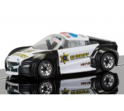 Scalextric C3709 QUICK BUILD Police Car