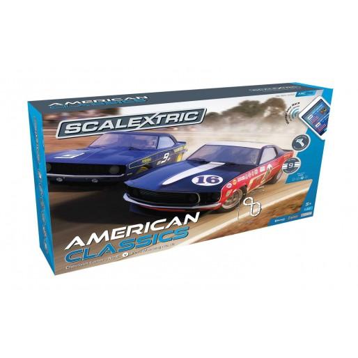 Scalextric C1362 ARC ONE American Classics Set