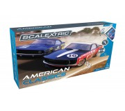 Scalextric C1362 Coffret ARC ONE American Classics