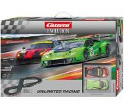 Carrera Evolution 25221 Unlimited Racing Set