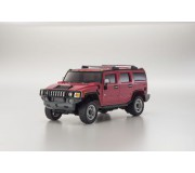 Kyosho Mini-Z Overland MV01 Sports Hummer H2 Rose (KT19)