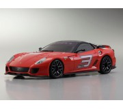 Kyosho Mini-Z MR03 Sports 2 Ferrari 599XX No.3 Rouge (W-MM/KT19)