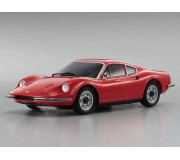 Kyosho Mini-Z MR03 Sports 2 Ferrari Dino 246 GT Rouge (N-RML/KT19)