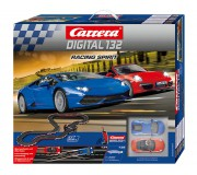 Carrera DIGITAL 132 30187 Coffret Racing Spirit
