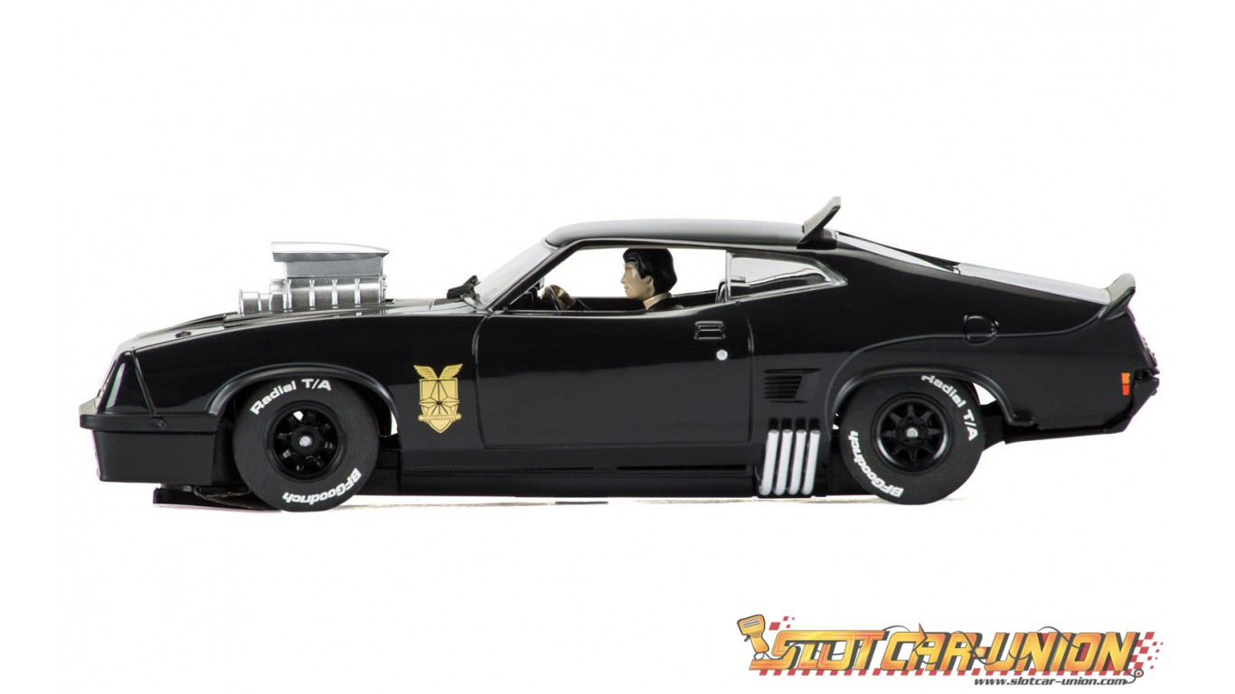 superslot h3697 ford xb falcon mad max slot car union. Black Bedroom Furniture Sets. Home Design Ideas
