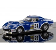 Scalextric C3654 Chevrolet Corvette Stingray L88 - Le Mans 1974