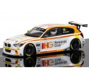 Scalextric C3784  BTCC BMW 125 - Andy Priaulx 2015