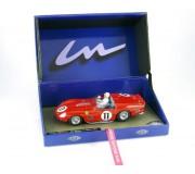LE MANS miniatures Ferrari 250 TR61 n°11 2nd Le Mans 1961