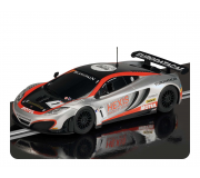 Scalextric C3382 McLaren MP4-12C GT3, Hexis Racing