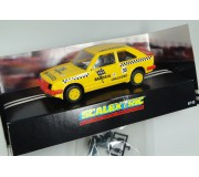 Scalextric C126 Ford Escort Bardahl XR3I, Production 1991