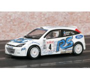Scalextric C2489 Ford Focus WRC 4th place - Rallye Monte-Carlo 2003